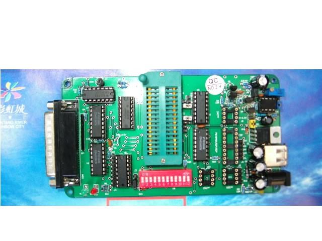 Eeprom Programmer Circuit. Willem Eprom Programmer