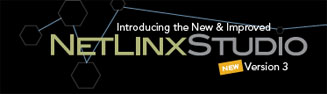 netlinx programming language