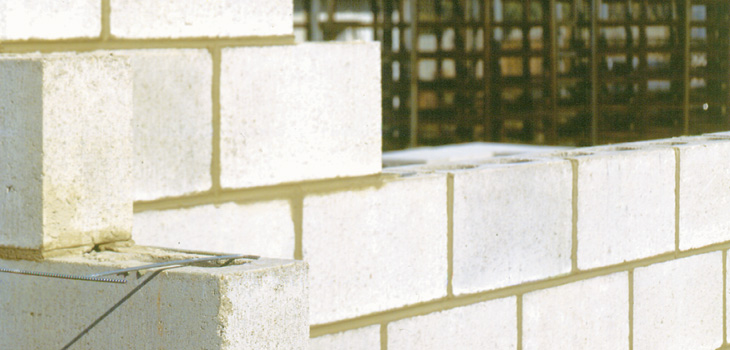 standard concrete block sizes
