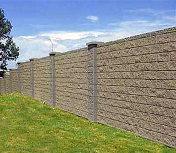 Cinder Block Fence Designs Best ideas about cinder block walls on