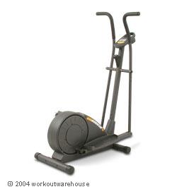 weslo 610 elliptical machine