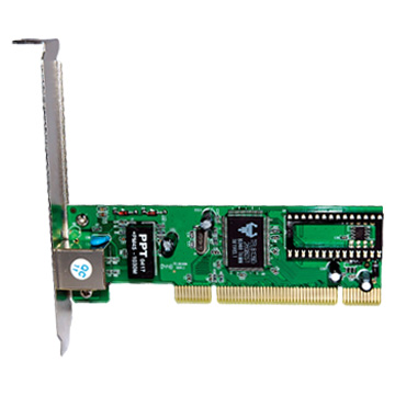 Ethernet Card  on Ethernet   Parga
