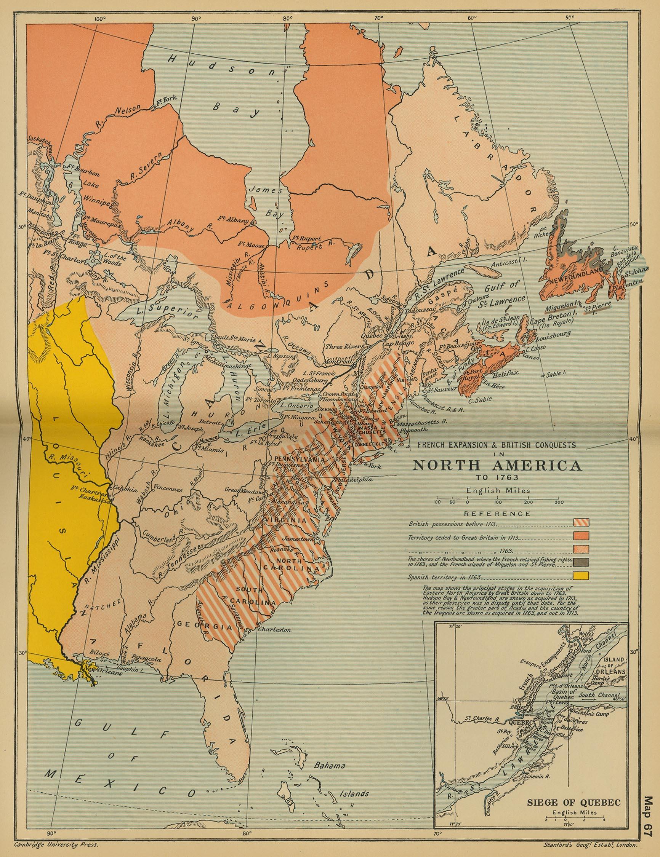canada  history new france