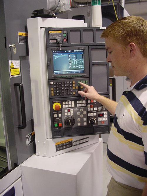 cnc machine salary