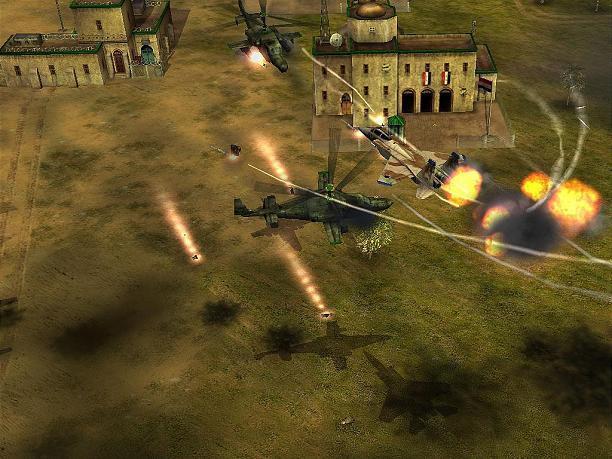 """CnC: Generals Deluxe """" CnC Gen: Zero Hour"""