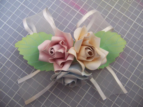 Crafts Flower making at home, Tissue Paper Flowers