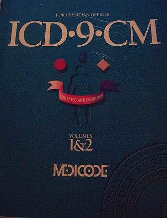 ICD-9-CM Codes Volume 1, Volume 2, Volume 3 Info at ICD9codebooks.com