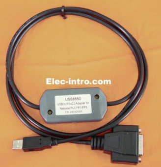 USB8550:USB Panasonnic adapter